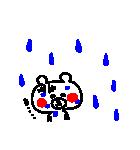 3色ボールペン★Ladies(個別スタンプ:34)