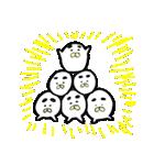 もきゅまゆげ(個別スタンプ:38)