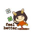 [HAPPY BELL] goooood care!(個別スタンプ:28)
