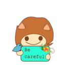 [HAPPY BELL] goooood care!(個別スタンプ:30)