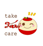 [HAPPY BELL] goooood care!(個別スタンプ:31)