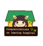 [HAPPY BELL] goooood care!(個別スタンプ:33)