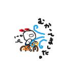 くまロボ スプリンター用(個別スタンプ:29)