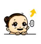 ChiBi Twin(個別スタンプ:7)