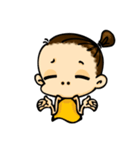 ChiBi Twin(個別スタンプ:28)