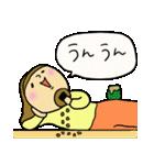 偉いよおかーさん!ママ友編!(個別スタンプ:27)