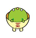 お茶の妖精さん(個別スタンプ:07)