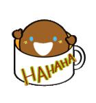お茶の妖精さん(個別スタンプ:30)