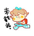 【バースデーケーキ】ママとメイメイ(個別スタンプ:09)