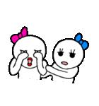 ぴぴ&ぽぽのスタンプ(個別スタンプ:21)