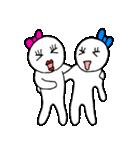 ぴぴ&ぽぽのスタンプ(個別スタンプ:38)