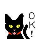 黒猫まみれ★スタンプ(個別スタンプ:01)