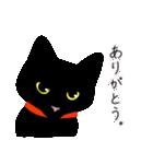 黒猫まみれ★スタンプ(個別スタンプ:10)