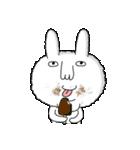 ウサギです。(個別スタンプ:03)