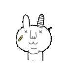 ウサギです。(個別スタンプ:06)