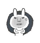ウサギです。(個別スタンプ:11)