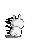 ウサギです。(個別スタンプ:30)