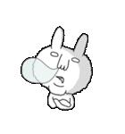 ウサギです。(個別スタンプ:38)