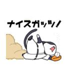 野球にゃんこ(個別スタンプ:34)