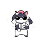 野球にゃんこ(個別スタンプ:40)