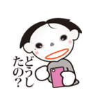 カワイイ・キュート さくらちゃんスタンプ(個別スタンプ:3)