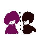 ぐり坊&りぐ実(個別スタンプ:35)