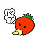 賞味期限ギリギリ。イチゴの本音(個別スタンプ:07)