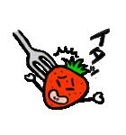 賞味期限ギリギリ。イチゴの本音(個別スタンプ:35)