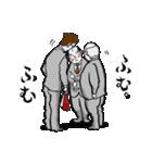 剣道くん審判ひとすじ物語って妄想に使おう(個別スタンプ:31)