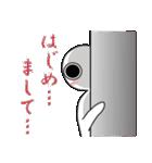 あいさつなど(個別スタンプ:03)