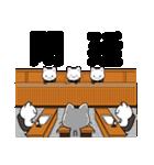 ミルクとピーやん裁判ver(個別スタンプ:12)