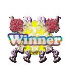 勝者、勝つ、勝敗(個別スタンプ:08)