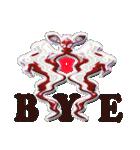 さようなら、バイ(個別スタンプ:40)