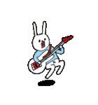ウサギのウーのおっさんスタンプ(個別スタンプ:05)