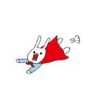 ウサギのウーのおっさんスタンプ(個別スタンプ:22)