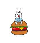 ウサギのウーのおっさんスタンプ(個別スタンプ:26)