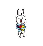 ウサギのウーのおっさんスタンプ(個別スタンプ:33)