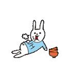 ウサギのウーのおっさんスタンプ(個別スタンプ:35)