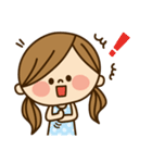 かわいい主婦の1日【日常編2】(個別スタンプ:25)