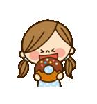 かわいい主婦の1日【日常編2】(個別スタンプ:35)