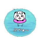 パンダinぱんだ ~夏~(個別スタンプ:26)