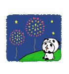 パンダinぱんだ ~夏~(個別スタンプ:30)