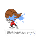 スポーツ応援ママ (日本語版)(個別スタンプ:31)