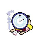 ※チアガールの朝から晩まで一日24時間※(個別スタンプ:29)