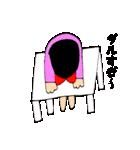 普通女子 桃ちゃん 合コントーク(個別スタンプ:33)