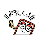 伝えるスマホさんたち(個別スタンプ:10)