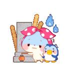 もちずきんちゃん2(個別スタンプ:37)