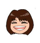 女々ちゃん(個別スタンプ:01)