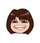 女々ちゃん(個別スタンプ:02)