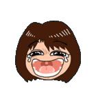女々ちゃん(個別スタンプ:03)